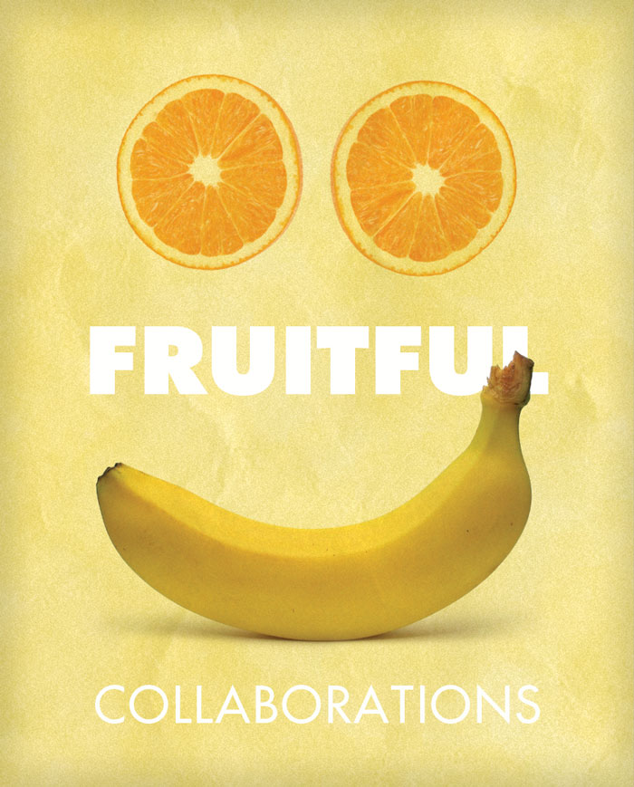 gratitude illustrated fruitful colaborations